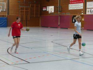 Trainingsbeginn bei den Damen des KSV